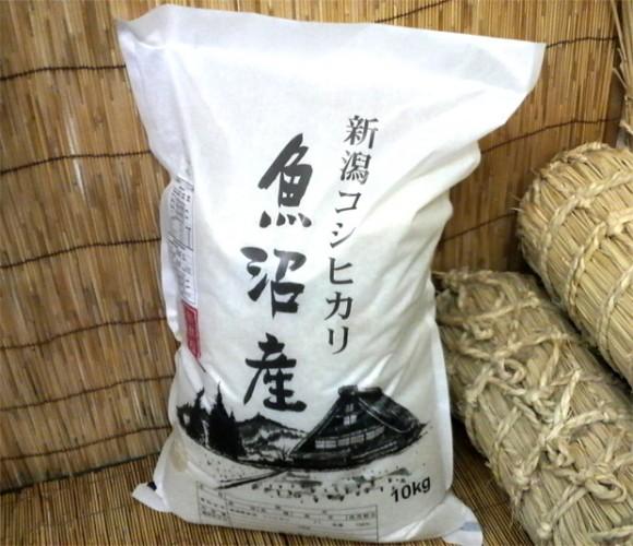 魚沼産コシヒカリ 10kg